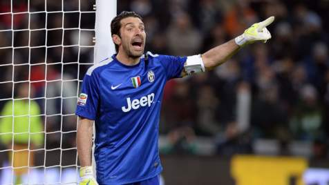 Buffon, ossessione Champions League