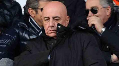 Milan, Galliani: