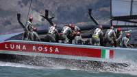 Luna Rossa dà l'addio all'America's Cup