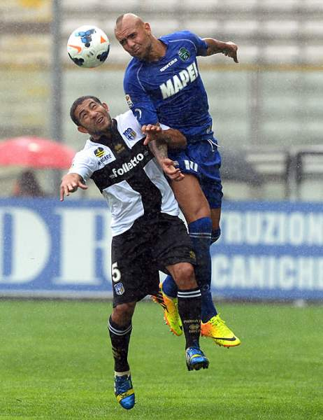 parma 1 3 sassuolo milan - photo#14