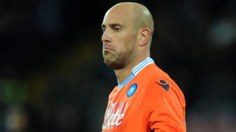 Reina, porta in faccia all'Inter