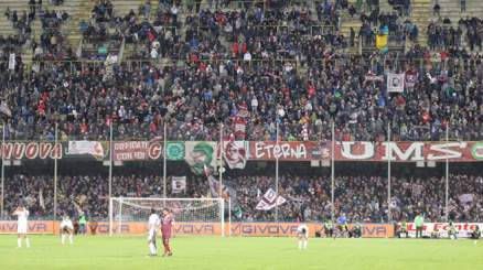 Salernitana, Mezzaroma: