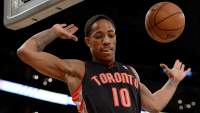NBA, DeRozan stende Houston