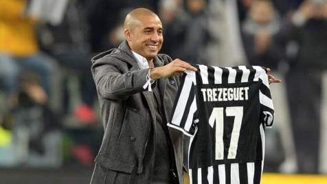 Trezeguet: stoccata all'Inter su Calciopoli