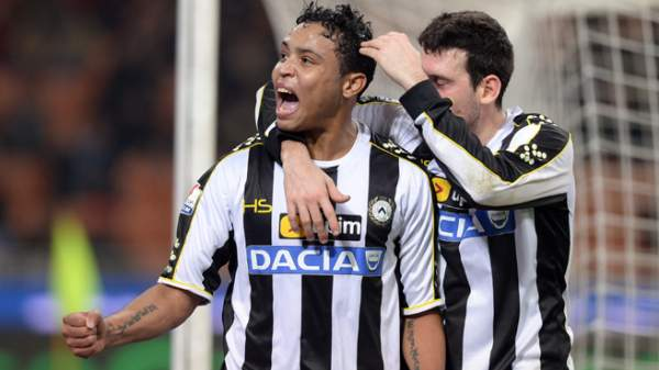 Luis Muriel, attaccante, Udinese
